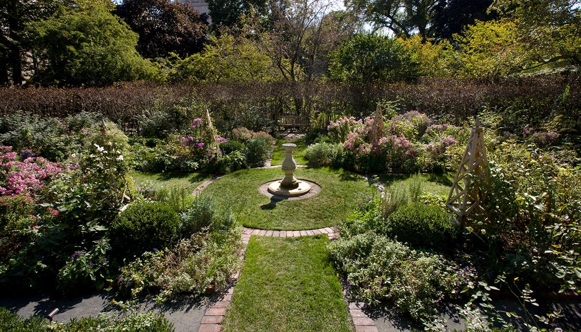 Northwestern University, Shakespeare Garden Enhancements ...