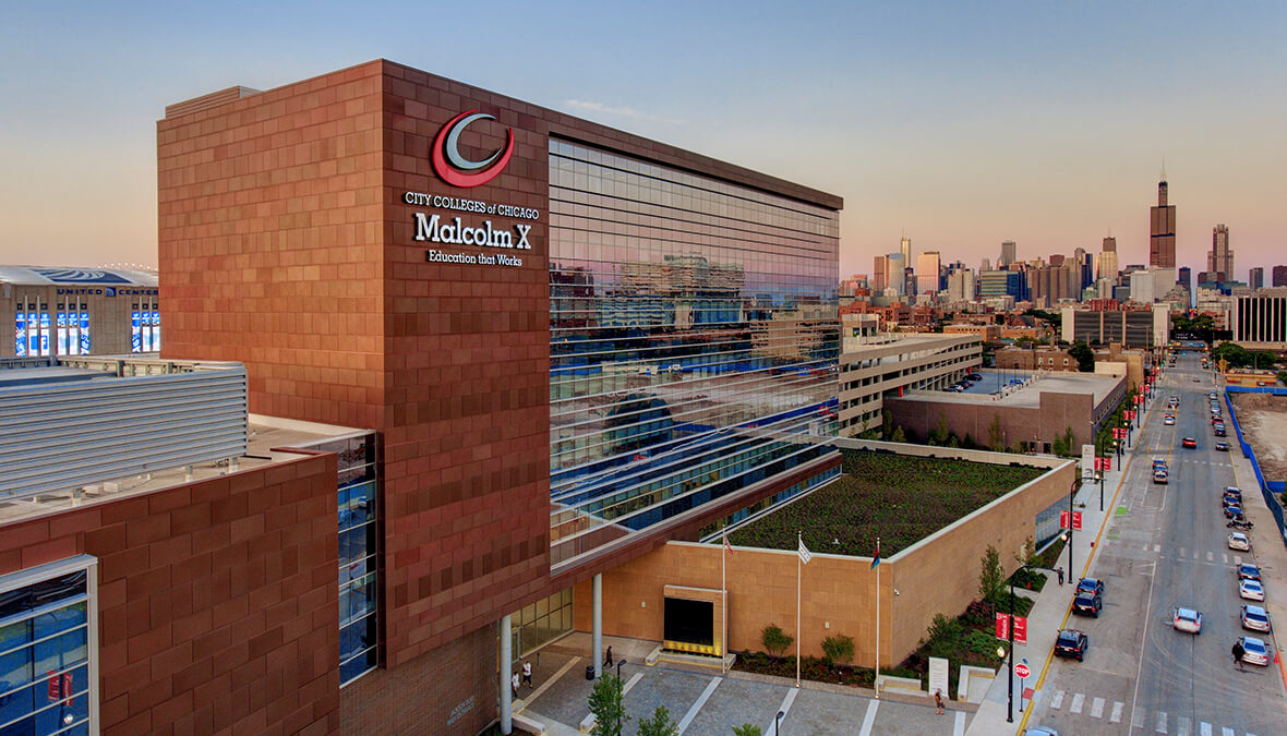 The New Malcolm X City College Of Chicago